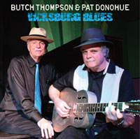 VIcksburg Blues CD cover